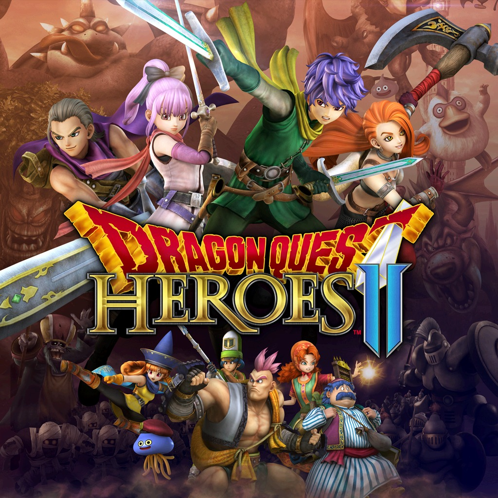 DRAGON QUEST HEROES™ II Digitale Explorer's Edition