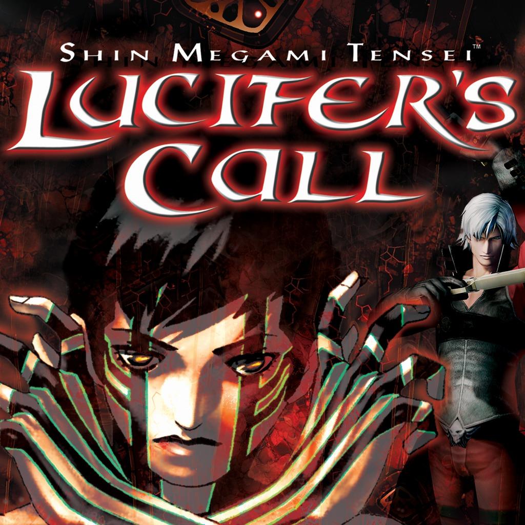 Shin Megami Tensei: Lucifer's Call (PS2 Classic)