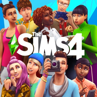 The Sims™ 4 PS4