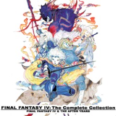 FINAL FANTASY®IV: Complete Collection PS Vita / PSP