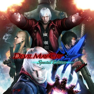 Devil May Cry 4 Special Edition PS4