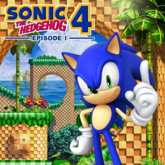 SONIC THE HEDGEHOG 4 Episode I PS3