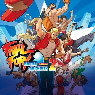FATAL FURY™ BATTLE ARCHIVES VOL.2 PS4