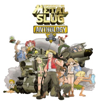 METAL SLUG ANTHOLOGY™ PS4