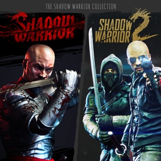 The Shadow Warrior Collection PS4