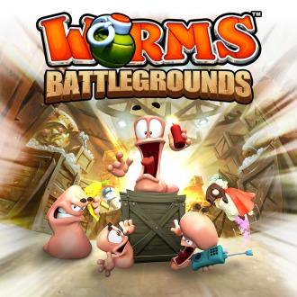 Worms™ Battlegrounds  PS4