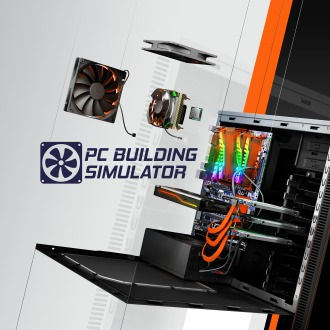 PC Building Simulator PS4