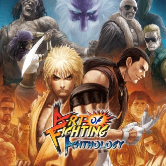 ART OF FIGHTING ANTHOLOGY PS4
