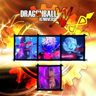 PAQ. GT 2 Dragon Ball Xenoverse (+ Miira y Towa) PS4