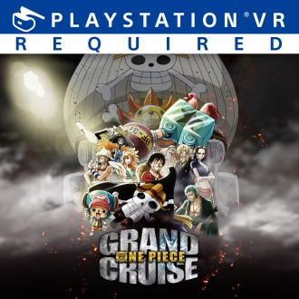 ONE PIECE Grand Cruise PS4