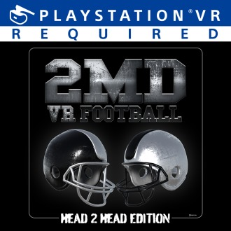 2MD: VR Football PS4