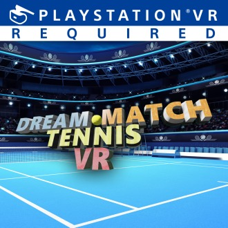 Dream Match Tennis VR PS4