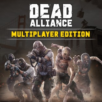 Dead Alliance™: Multiplayer Edition PS4