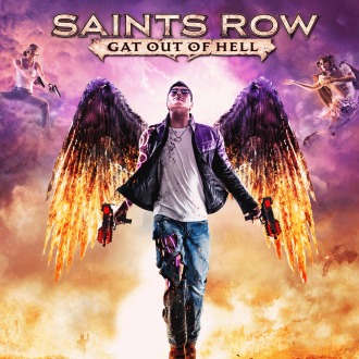 Saints Row: Gat out of Hell PS4