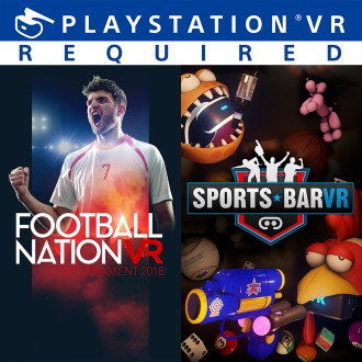 VRFC & SPORTSBAR BUNDLE PS4