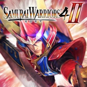 SAMURAI WARRIORS 4-II PS Vita