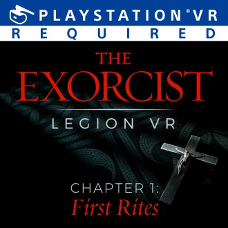 The Exorcist: Legion VR PS4