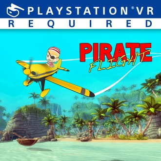 Pirate Flight (VR) PS4