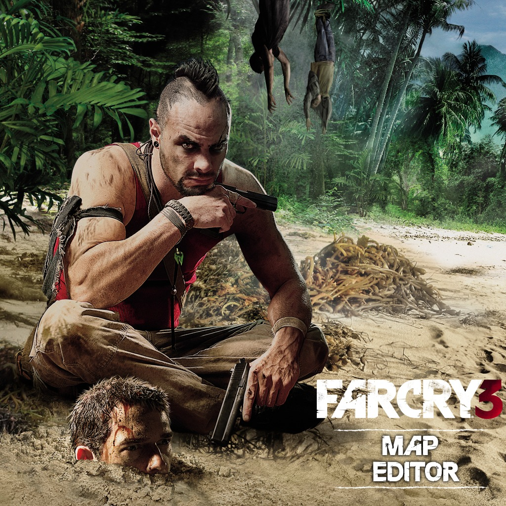 Far Cry 3 - Editor de mapas