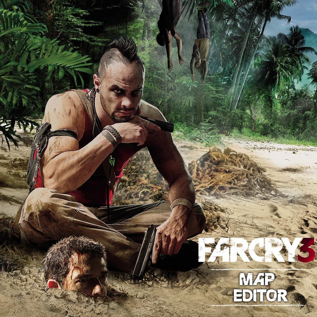 Far Cry 3 - Editor de mapas