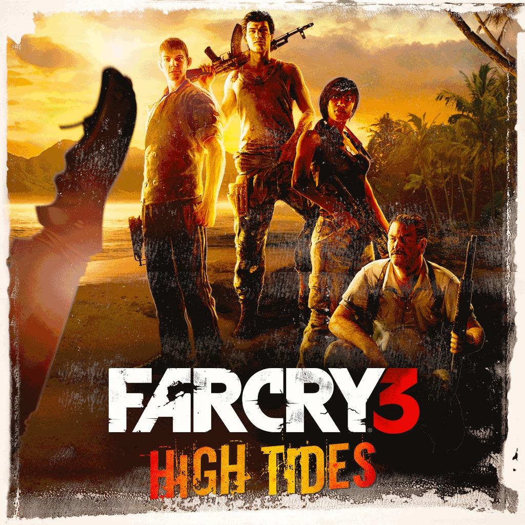 Far Cry® 3: MAREA ALTA