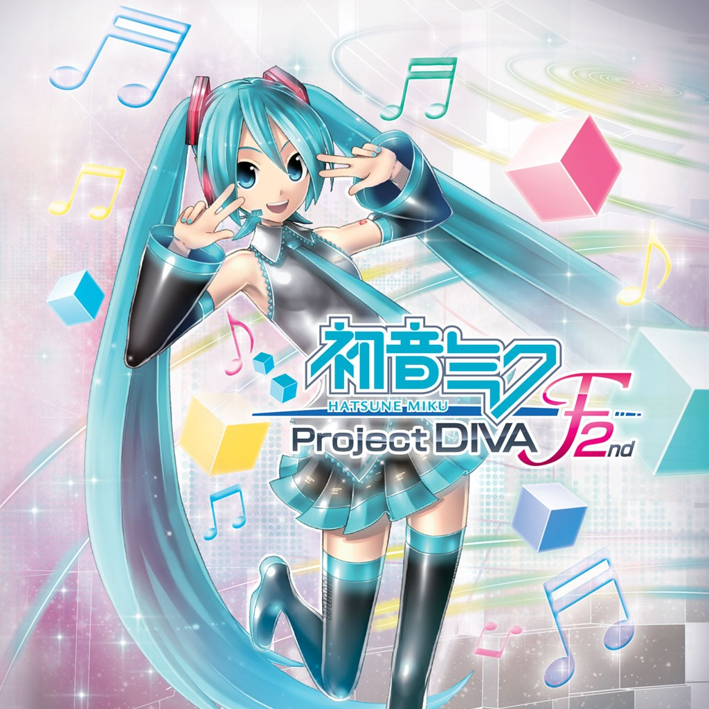 Hatsune Miku:Project DIVA F 2nd