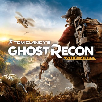 Tom Clancy's Ghost Recon® Wildlands - Standard Edition PS4