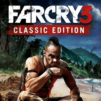 Far Cry®3 Classic Edition PS4