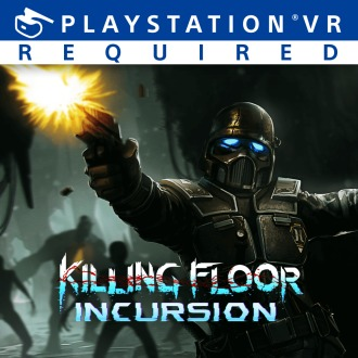 Killing Floor: Incursion PS4