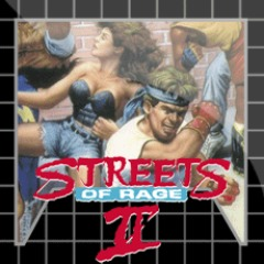 Streets of Rage 2 PS3