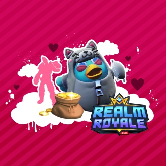 Realm Royale Cute But Deadly Pack PS4