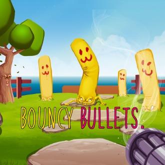 Bouncy Bullets PS4 / PS Vita