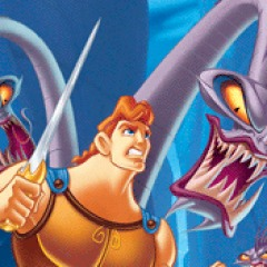 DISNEY'S ACTION GAME FEAT. HERCULES PS3 / PS Vita / PSP
