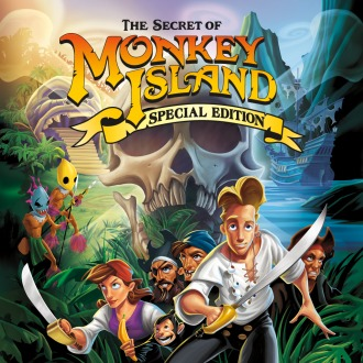 The Secret of Monkey Island™: Special Edition PS3