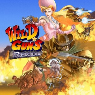 Wild Guns™ Reloaded PS4