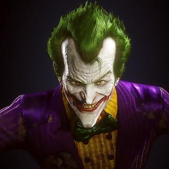 Batman™: Arkham Knight Joker Avatar PS4