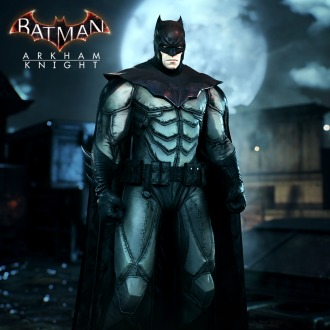 Batman™: Arkham Knight Batman: Noel Skin PS4