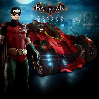 Batman™: Arkham Knight Robin and Batmobile Skins Pack PS4