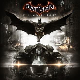 Batman: Arkham Knight SHAREfactory™ Theme PS4