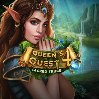 Queen's Quest 4: Sacred Truce PS4