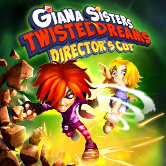 Giana Sisters: Twisted Dreams – Director's Cut  PS4