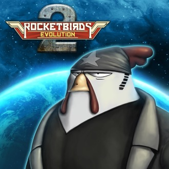 Rocketbirds 2: Evolution PS4 / PS Vita