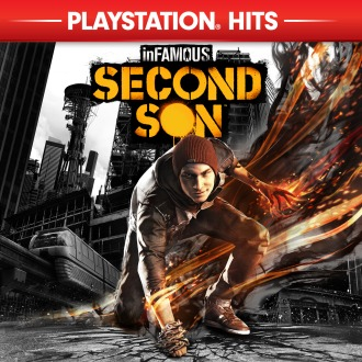 inFAMOUS Second Son™ PS4