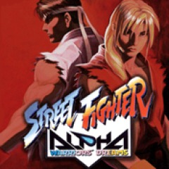 Street Fighter Alpha Warriors' Dreams