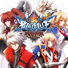 Blazblue Chronophantasma Extend