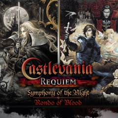 Castlevania Requiem : Symphony of the Night & Rondo of Blood