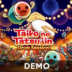 Taiko no Tatsujin : Drum Session! Demo