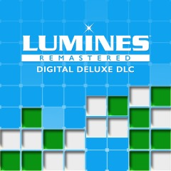 LUMINES REMASTERED DIGITAL DELUXE DLC BUNDLE