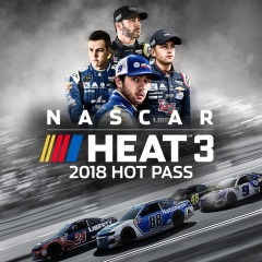 NASCAR Heat 3 - 2018 Hot Pass