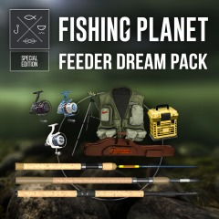 Fishing Planet : Feeder Dream Pack